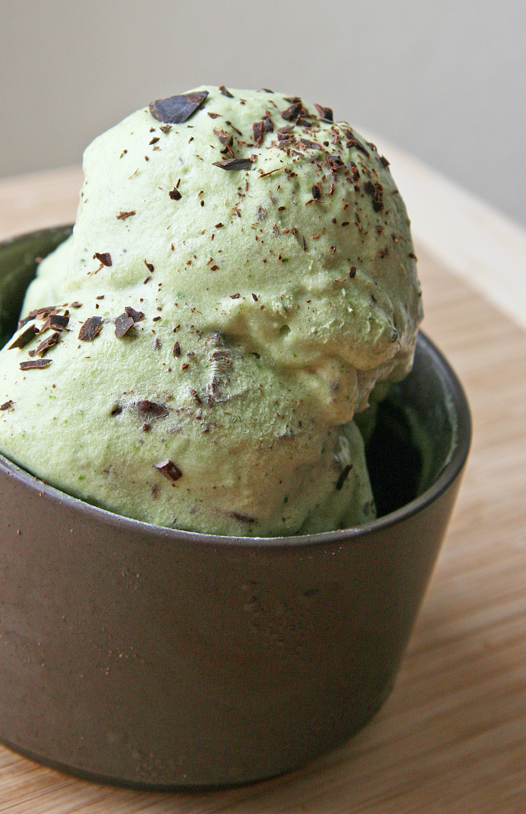 Mint Chocolate Chip Coconut Milk Ice Cream | Granite Chiropractic
