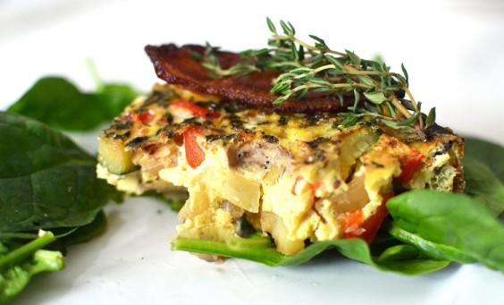 Fritatta-plated-eaten